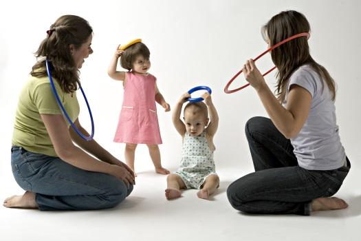 Jugos con los anillas, para el bebé a partir de 15 meses.