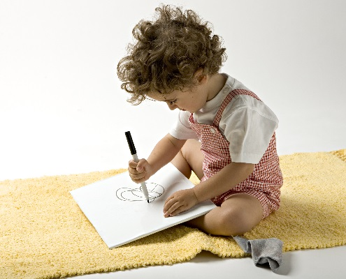 Todo un Mundo de Sorpresas, el desarrollo del niño de 2 a 5 años