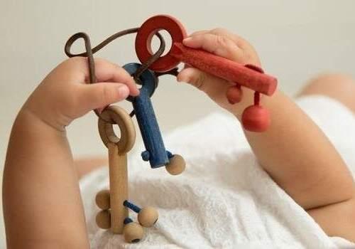 Cómo es el desarrollo del bebé de 3 a 8 meses de vida.