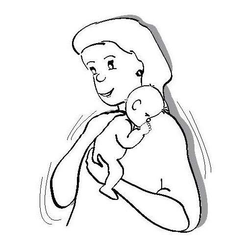 El bebé de un mes, tiene una enorme capacidad de jugar y disfrutar contigo.
