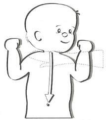 Aliviando los cólicos con tenura, juegos para bebés de 3 meses