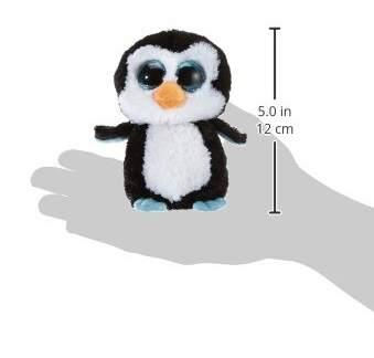 Peluche de pingüino con tela muy suave, original y divertida.                          Juegos y juguetes para el bebés desde 1 mes
