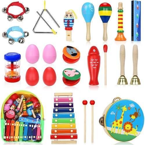 Xilofon con 8 teclas                                      juegos y juguetes para bebés desde 1 año