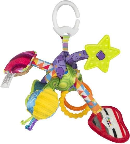 Nudo multiactividades, juegos y juguetes para bebés desde 3 meses
