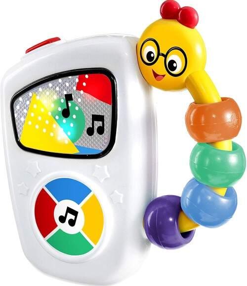 Un juguete con músicas clásicas y luce, juegos y                              juguetes para bebés desde 5 meses