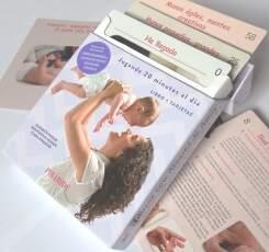 Educar con Abrazos de Amor está formada por 78 tarjetas prácticas y didácticas.                      Introducion a los primeros 18 meses en la vida del bebé